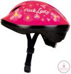Bellelli biciklis gyerek sisak S méretben - Pink Lady