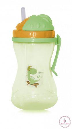 Baby Care Szívószálas sport itató 250ml