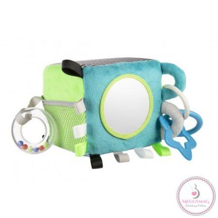 Canpol macis készségfejlesztő kocka, érzékelésfejlesztő kollekció