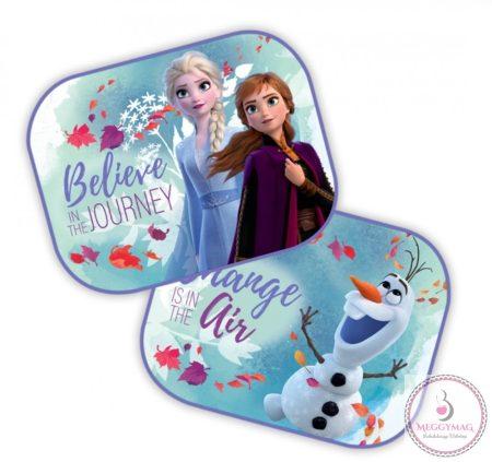 Markas Napellenző autóba 2 db Frozen