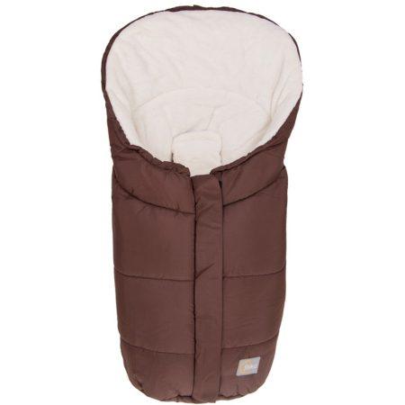 Fillikid bundazsák Eiger hordozóba 80x45 cm barna --9415-27