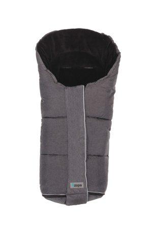 Zopa Polar téli bundazsák #Szürke/Fekete