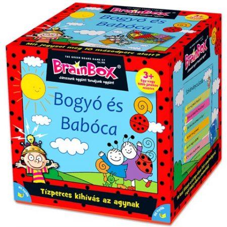 Bogyó és Babóca Társasjáték /Brainbox
