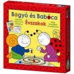 Bogyó és Babóca Társasjáték Évszakok