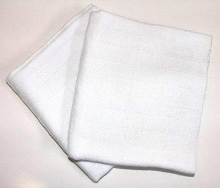 Textil kifogó, fehér 140*140 cm