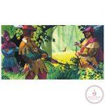 Diafilmek diavetítőhöz ,Robin Hood