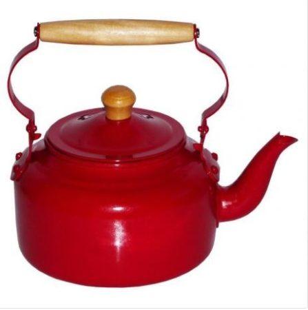 Teafőző (piros)