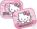 Markas Hello Kitty oldalsó ablak árnyékoló (2db)