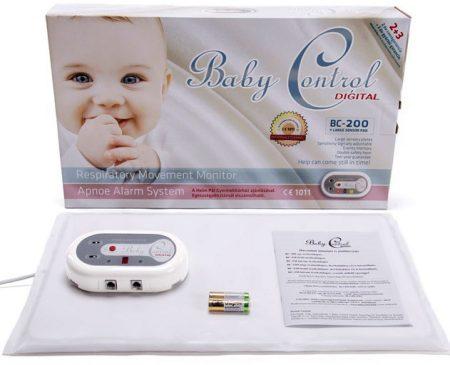 Baby Control BC-200 egypados légzésfigyelő - KÖLCSÖNZÉS