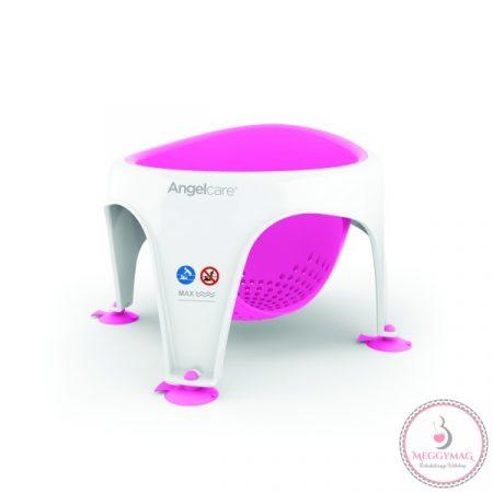 Angelcare fürdető ülőke Pink