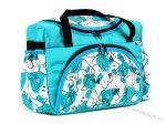 BabyLux mintás pelenka táska -Mentás maci