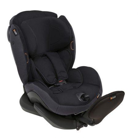 BeSafe iZi Plus biztonsági ülés --01 Midnihgt Black Mélange