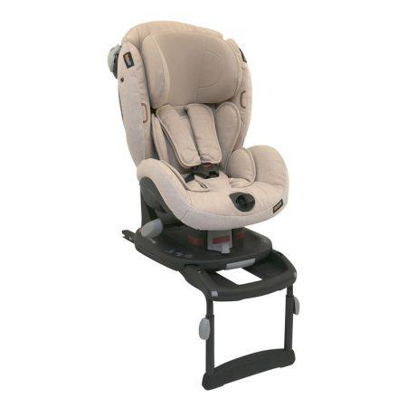 BeSafe iZi Comfort ISOFIX X3 autósülés --03 Ivory Mélange