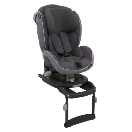 BeSafe iZi Comfort ISOFIX X3 autósülés --02 Metallic Mélange