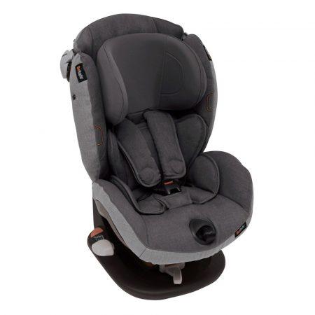 BeSafe iZi Comfort X3 9-18kg, Metallic Mélange