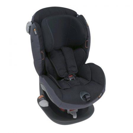 BeSafe iZi Comfort X3  9-18 kg--01 Midnight Black Mélange