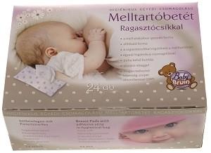 Babybruin melltartóbetét higiénikus csomagolásban, 24 db