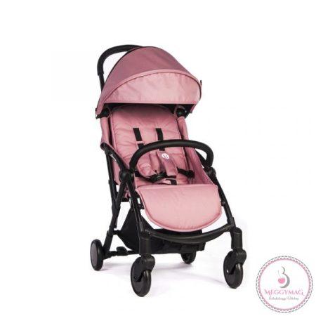 P&M Up  kézipoggyász méretűre csukható babakocsi, 2020, Rose pink