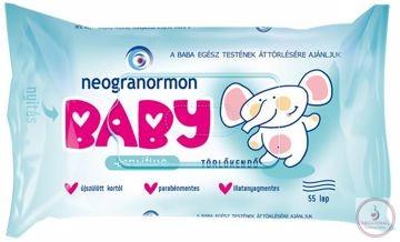 Törlőkendő, Neogranormon