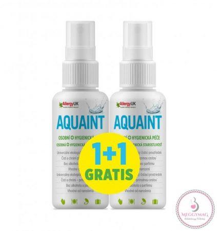 Aquaint természetes fertőtlenítő folyadék 50 ml + 50 ml AJÁNDÉK!