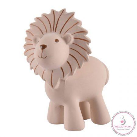 Tikiri oroszlán csörgő természetes gumiból