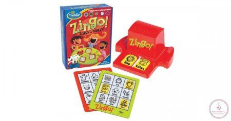 Zingo a Bingó társasjáték