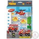 Hama, Tűzoltó gyöngyös szett