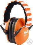 Alpine Muffy - gyerek hallásvédő fültok - narancs